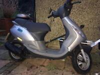 2002 Piaggio Zip 50cc 2 Stroke