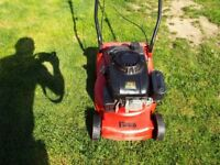 Power Devil petrol mower in good working order