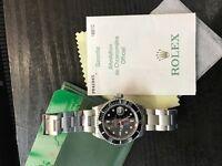 Rolex Submariner date 2005 full set full links