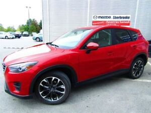 2016 Mazda CX-5 GT AWD CUIR TOIT OUVRANT NAVIGATION