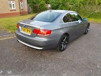 2007 BMW 3 Series 2.5 325i SE 2dr Automatic @07445775115