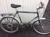Raleigh Magnum 21 speed mountain bike £25 Gents bike