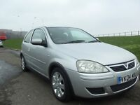 2004 VAUXHALL CORSA 1.2 DESIGN 3 DOOR