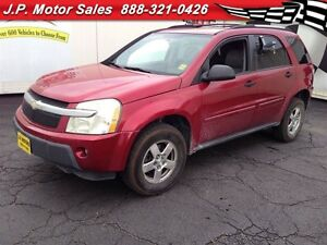 2005 Chevrolet Equinox LS, Automatic, AWD