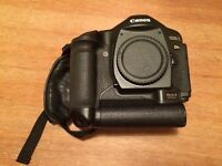Canon EOS Digital SLR Black Mk2 MKii 1ds