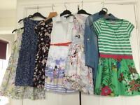 Girls summer dresses - 6 to 7yrs