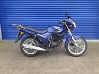 2009 kymco pulsar 125cc , 12 months mot good runner reliable bike