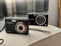 Samsung&Panasonic camera 📷