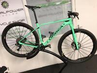 Orbea Alma 29er HM Carbon xc race bike.