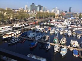 GREAT Single room Canary Wharf View OPTICAL FIBER - SE16 - Zone 2 Canada Water/ Surrey Quays