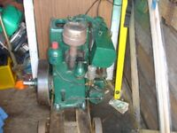 stationary engines 2 lister d & dk