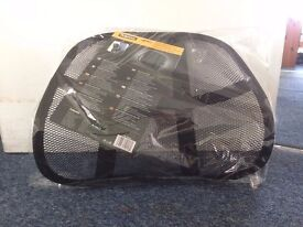 Fellowes Office Suites Mesh Back Support - UNOPENED