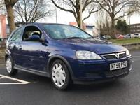 2005 VAUXHALL CORSA 1.2 * PETROL * 3 DOOR * MOT * CHEAP INSURANCE * P/X * DELIVERY