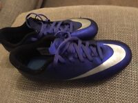 CR7 Football boots Size 4