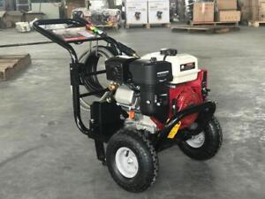 NEW BV HIGH PRESSURE WASHER ELECTRIC START 2200 PSI SHW220