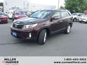 2014 Kia Sorento EX,Heated Seats,Leather,Keyless,Camera