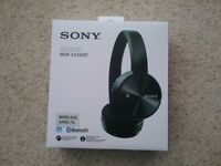 Sony MBR-ZX330BT Bluetooth Wireless Headphones