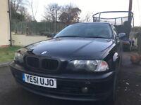 BMW 318 Ci SE 3d Black