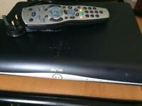 SKY+HD SATELLITE CHANNELS BOX