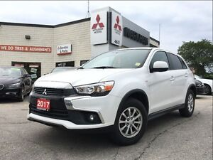 2017 Mitsubishi RVR SE (BLUETOOTH! HEATED SEATS!)