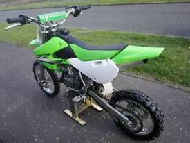 Kawasaki KX 65 (New condition)