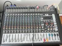 Behringer PMP 6000 1600 Watt Powered Desk