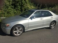 Lexus is200 , 2001 , fsh , new mot