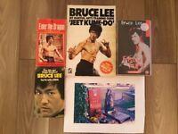 Bruce Lee items