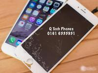 iPhone 7 LCD screen repair & replacement £ 49.99