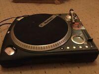Numark TTX DJ Turntable Direct Drive. Good Condition