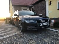2012 Audi A4 avant estate 2.0 tdi technik face lift model