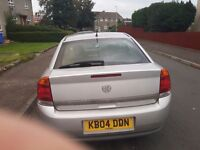 Vauxhall vectra for sale 1.8 8 months MOT