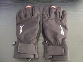 Berghaus Mountain AQ hardshell Gortex waterproof Gloves Medium