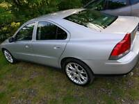 Volvo s60 2.5t on 53 plate