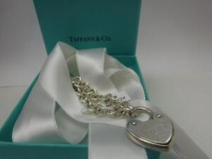 Tiffany & Co. Love Lock Bracelet - We Buy and Sell Luxury Items - 114787*