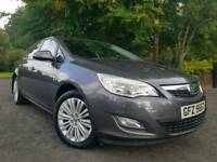 2011 Vauxhall Astra Excite 5 Door! Stunning Car! Only 39,000 MILES! AS NEW! FSH! FINANCE/WARRANTY!