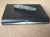 Sky TV HD box and remote