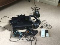 XBOX 360 Kinect 500 GB With 70 Games