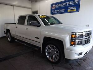 2015 Chevrolet Silverado 1500 HIGH COUNTRY 4X4 LEATHER CREW CAB