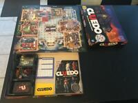 Game Cluedo Adult