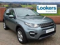Land Rover Discovery Sport TD4 SE TECH (grey) 2016-08-18
