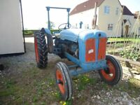 fordson power major tractor for sale £2100