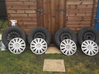 Renault Trafic + Other Vans WHEELS / TYRES / TRIMS for sale