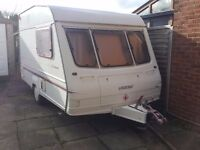 Bailey Beachcomber 350-2 - 2 BERTH ** AWNING ** Delivery Available + GOOD CON