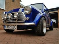 Restored Classic Mini 1.0 City E