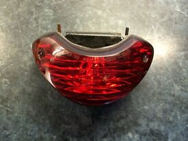 Suzuki sv rear light.