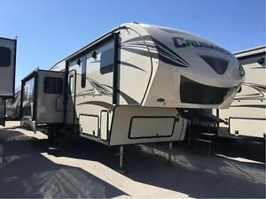 2016 Prime Time Manufacturing Crusader Fifth Wheel 337QBH