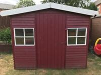 6 x 8 shed / playhouse / Wendy house (possible delivery)