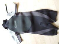 Kid's CSR Shorty Wetsuit - 140 cm tall