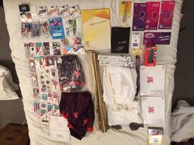Large London 2012 Olympic Collection with Genuine Olympic Torch